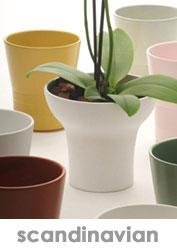 flowerpots carina ahlburg design for Almas design